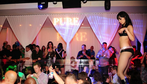 April Nightlife Guide vegas